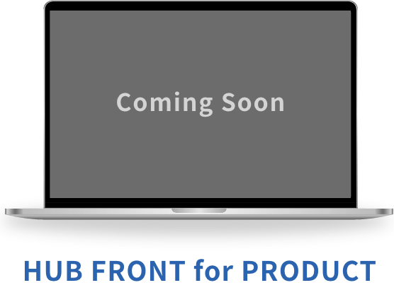 HUB FRONT PRODUCT